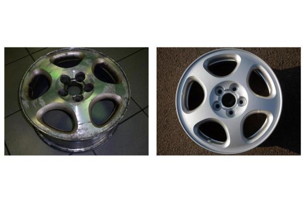 Pjeskarenje i lakiranje felgi – priuštite welness svom automobilu !