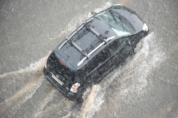 Još jedan savjet o vožnji po kiši…