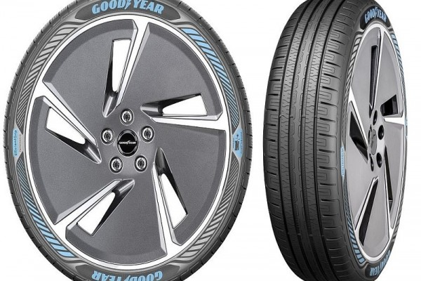 Goodyear Efficient Performance Electric Drive : nova generacija guma…