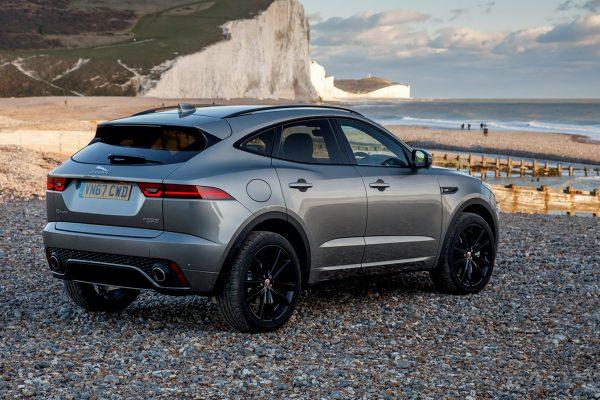 Goodyear gume odabrane kao OE na Jaguar E-Paceu..